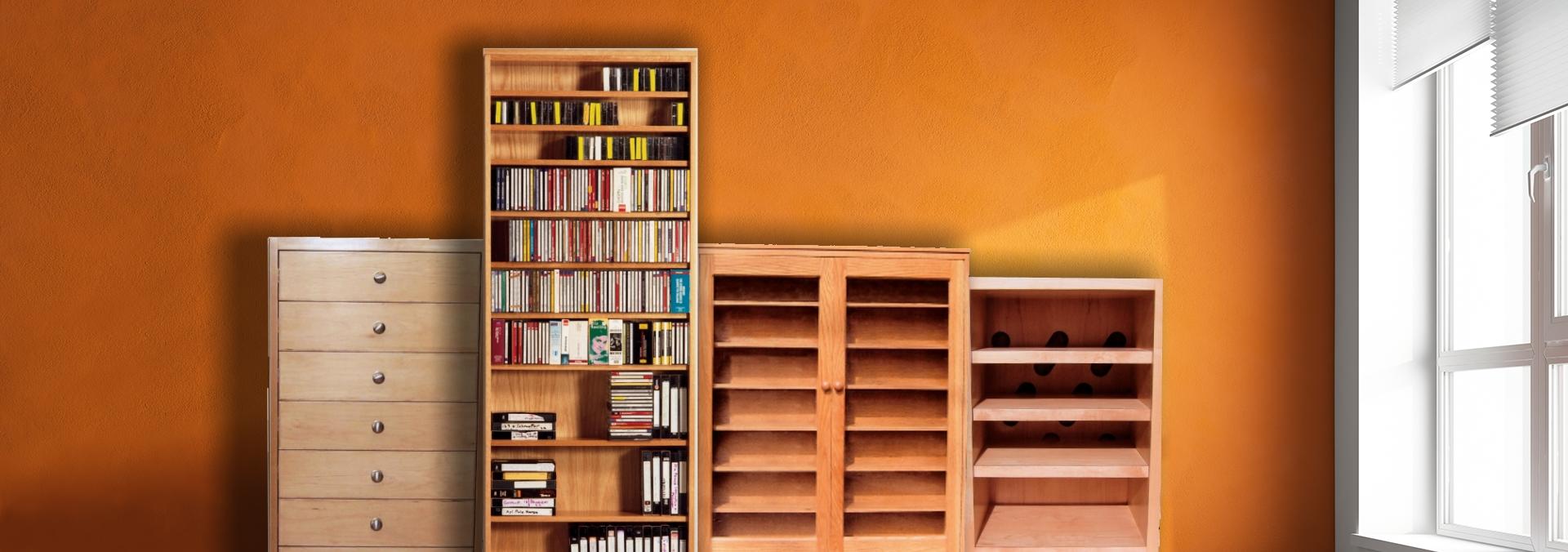 Ian Edwards Bespoke Furniture Range
