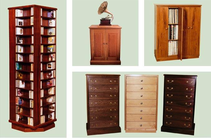 the wizard range from Ian Edwards Bespoke Furniture