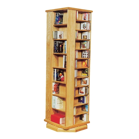 standard wizard, book shelving, DVD and CD Shelves